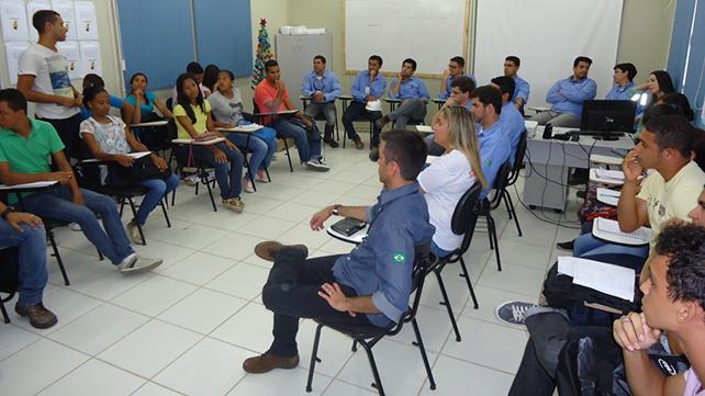 Integração Jovens Aprendizes CEP EEP - post