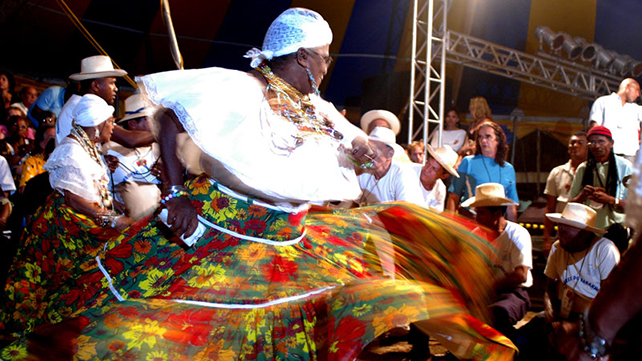 Samba de Roda - post