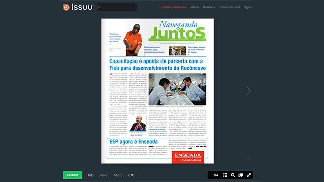 ISSUU MAIO - post