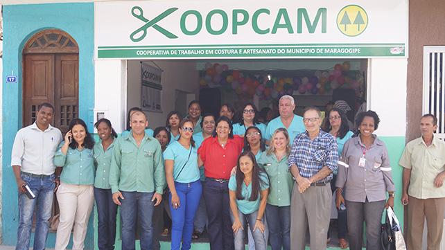 COOPCAM - post