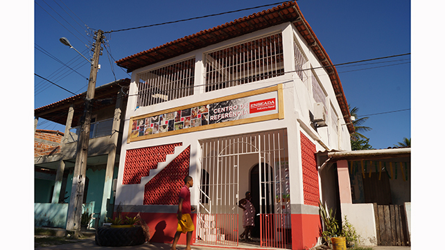CENTRO DE REFERÊNCIA - post