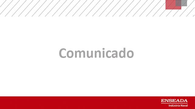 COMUNICADO - post